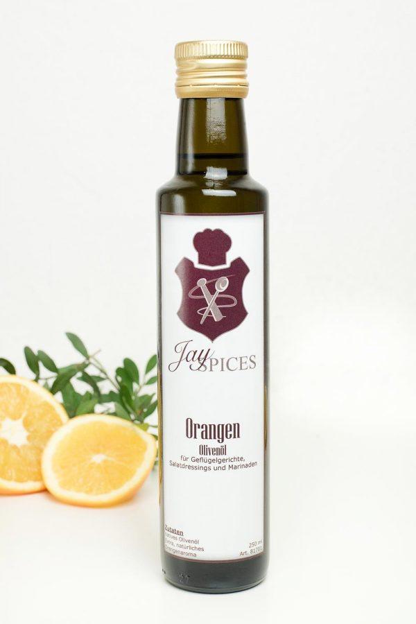 Olivenöl Orange