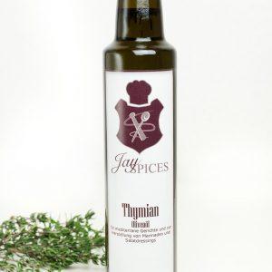 Olivenöl Thymian