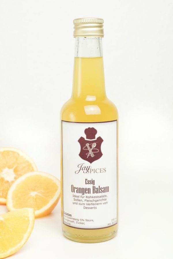 Orangen-Balsam-Essig