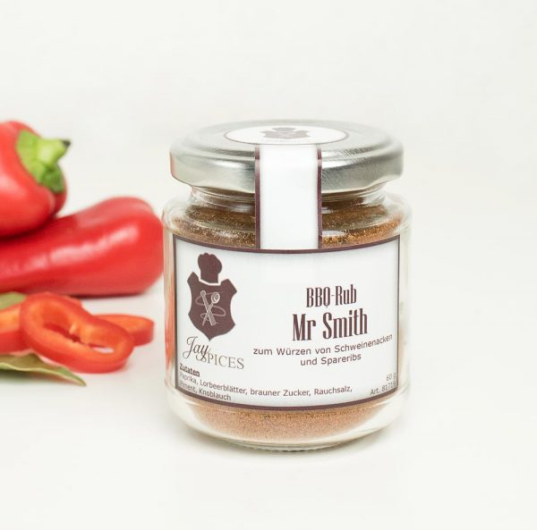 Mr Smith BBQ Rub